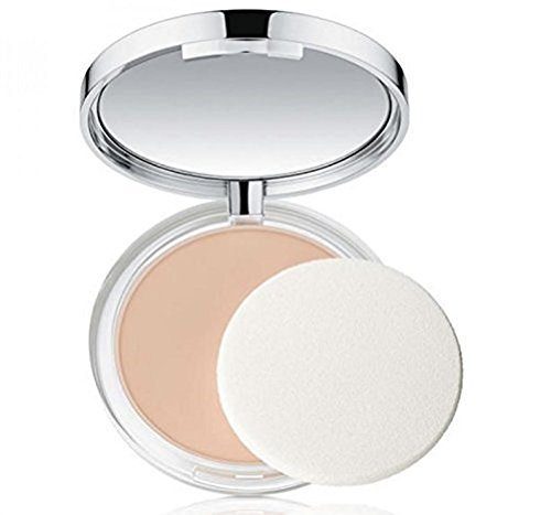 Clinique Almost Powder Teint Poudre Naturel SPF15 Base de Maquillaje Color 06 Deep - 10 gr