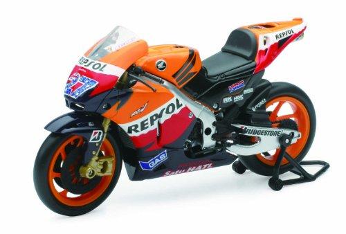 NewRay- 1:12 Honda REPSOL RC212V Stoner 27', 57403