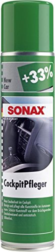SONAX 356300 CockpitPfleger New Car, 400ml