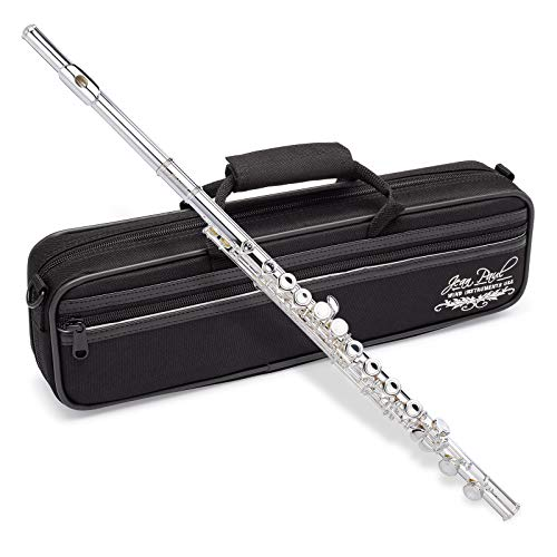 Jean Paul USA Intermediate Silver-Plated Flute FL-430