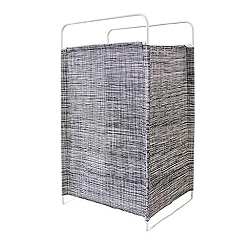 Cajas de almacenaje Canasta de Almacenamiento de Juguetes de Gran Capacidad Gran Capacidad de Carga Canasta de lavandería Plegable e Impermeable Canasta de lavandería Transpirable y Estable