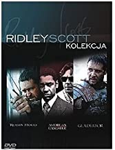 Gladiator / American Gangster / Robin Hood (BOX) [3DVD] (English audio. English subtitles)