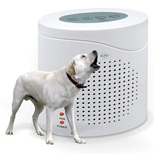ELRO ARD51 Elektronischer Wachhund mit realistischem 3D-Hundesound - Mit Sensor