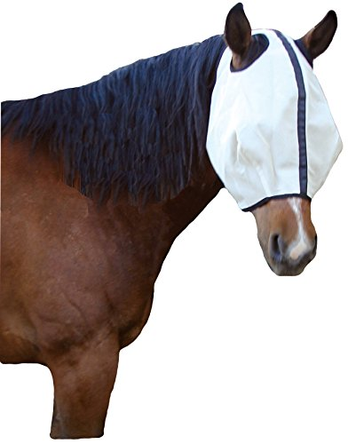 Hamilton Fly Mask for Horses, Medium