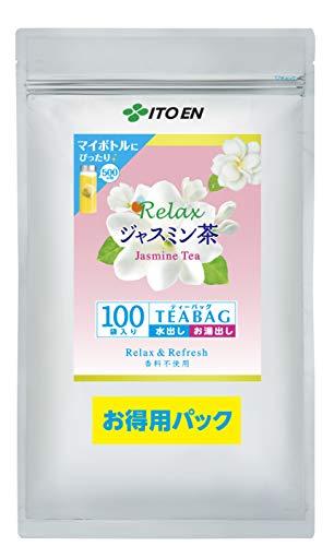 伊藤園 リラックスジャスミン茶 ティーバッグ 3.0g×100袋 お得用