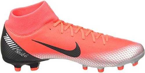 Nike Herren Superfly 6 Academy CR7 MG Fußballschuhe, Rot (Bright Crimson/Black-Chrome-Da 600), 45.5 EU