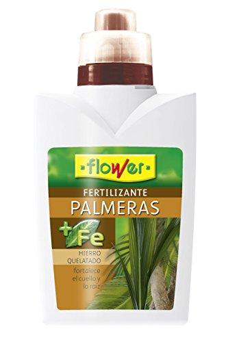 Flower 10561 10561-Abono líquido Palmeras, 500 ml, No Aplica, 10x6.2x19 cm