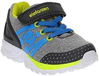 elefanten Sport - Lightwight Easy to Wear Shoes with Extra Soft Padded Fabric Insole, Fully Adjustable