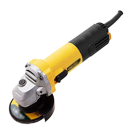 Kangl Amoladora con Cable Amoladora Angular de 12 Pulgadas Amoladora Multifuncional para el hogar Herramienta Amoladora Manual Destornillador de Impacto de 760 W Fuerte y Resistente al Desgaste Larga