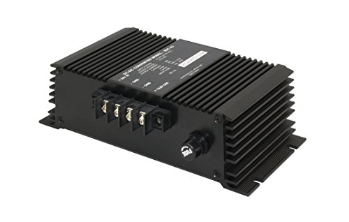 Samlex SDC-23 Switching Mode Step-Down DC-DC Converter, 20A Continuous Output Current, 23A Peak output current, Advanced switch mode design, Mount in almost any location
