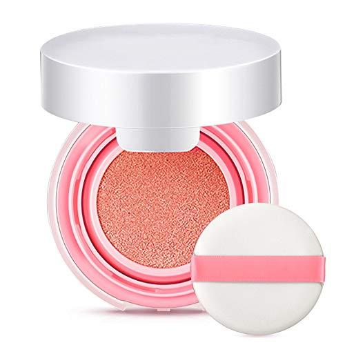 BLLBOO Air Cushion BB Creme Rouge Makeup-Paste Nude Make-up Rouge Cream (orange)