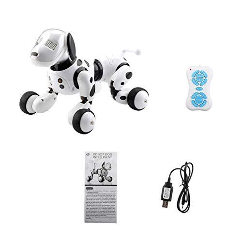 Roboter Hund elektronische Haustier intelligente Hunderoboter Spielzeug 2.4G Smart Wireless sprechende Fernbedienung Kinder Geschenk zum Geburtstag