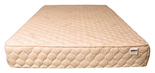 New BIO SLEEP CONCEPT Amboise 12 inch Full Size Adjustable Comfort Latex Mattress