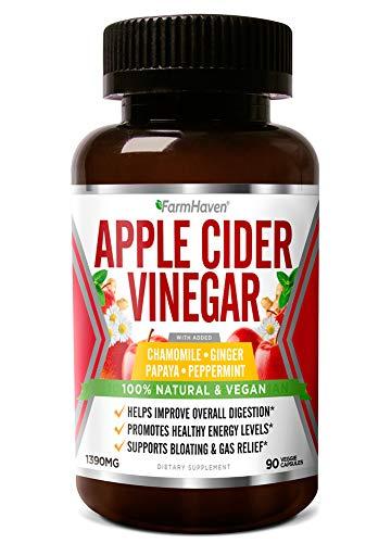 Apple Cider Vinegar Pills for Gerd