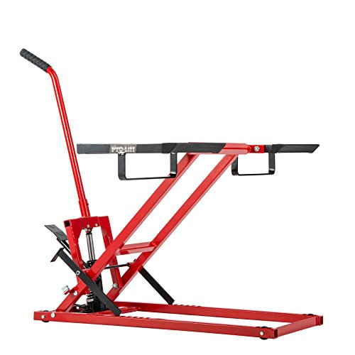Pro Lift Lawn Mower Jack Lift with 300 Lbs...