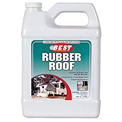 Propack 55128 Rubber Roof Cleaner and Protectant