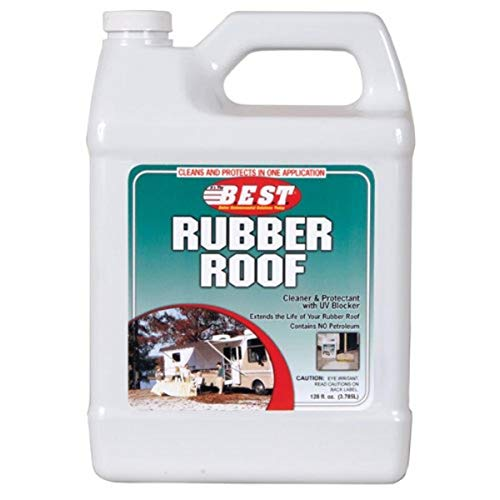 Propack Rubber Roof Cleaner/Protectant 128 oz.