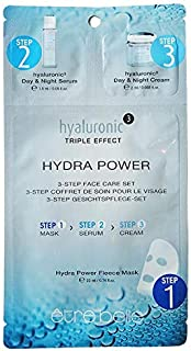 etre belle Hyaluronic Hydra Power Mask and Day Cream with Serum