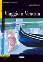 Viaggio a Venezia (Book & CD) (Imparare Leggendo) (Italian Edition)