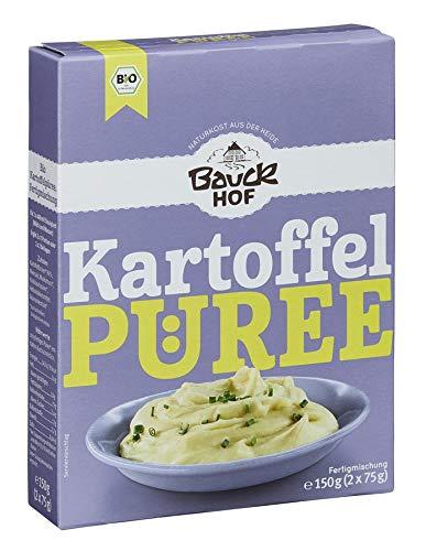 Bauckhof Bio Bauck Kartoffel Püree Natur (2 x 150 gr)