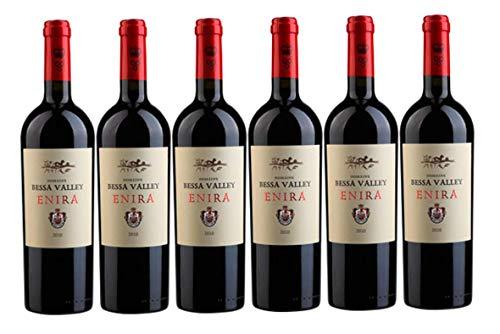 Paket von 6 Flaschen 2015 ENIRA Bessa Valley, 0,75 l, Ognianovo, Pazardjik, Bulgarien