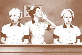 I Love Lucy the Chocolate Factory TV Episode 11