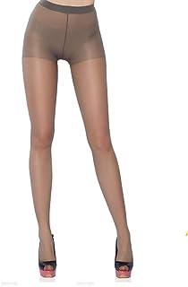 Egurs Damen-Luxus-Feinstrumpfhose Ultradünne, transparente Feinstrumpfhose