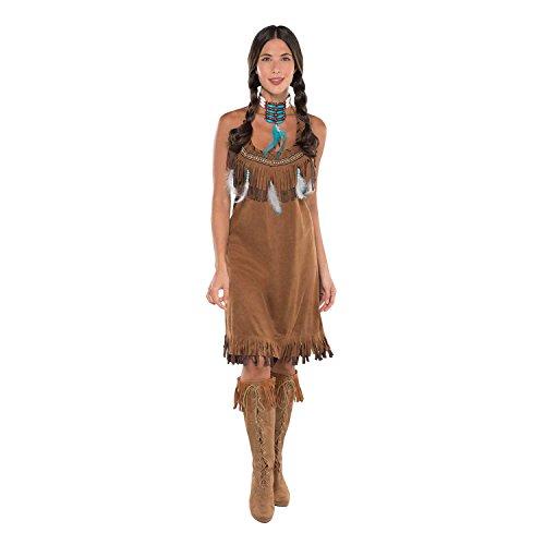Amscan 840154 Native American Women Costume
