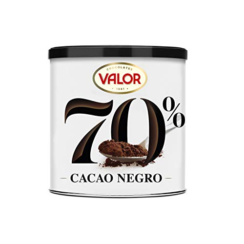 Valor Cacao Negro Soluble 70%, 300g