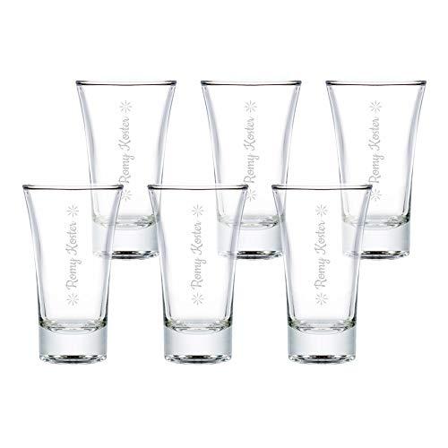 Shotglas - 6 stuks