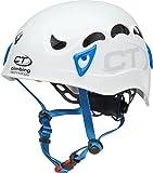 Climbing Technology Galaxy Helm Unisex Erwachsene, Unisex, 6X94807AE0CTSTD, weiß/azurblau, Regolabile da 50-61 cm