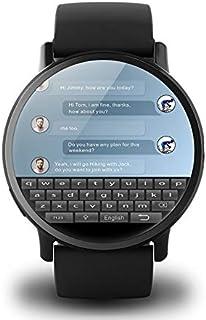 LEMFO LEMX - 4G スマートウォッチ 2.03 インチHD 、Android 7.1 搭載 MT6739 1GB + 16GB 8MPカメラ、トランスレータ、GPS、WIFI、心拍モニタ、Bluetooth、スポーツモード
