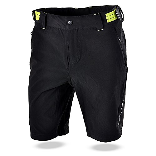 SILVINI Men's Mountain Bike Shorts Elvo Lightweight & Durable for...