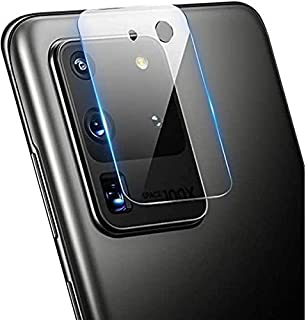 Camera Lens Glass Protector Samsung Galaxy S20 Ultra, Clear