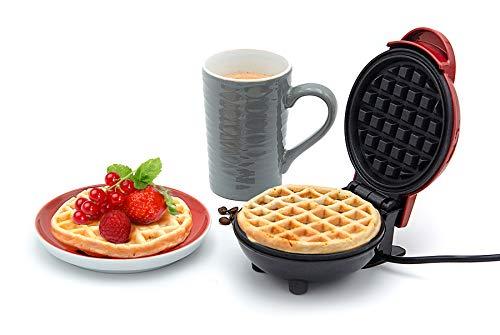 Mini macchina per waffle, waffle, waffle, wafflewnaker.