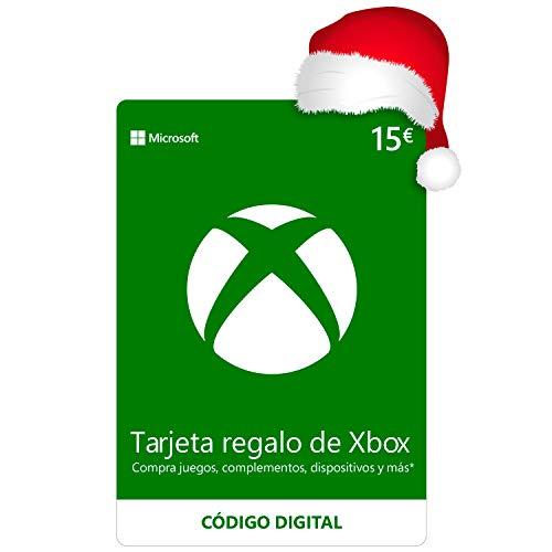 Xbox Live - 15 EUR Tarjeta Regalo [Xbox Live Código Digital]