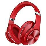 DOQAUS Bluetooth Kopfhörer Over Ear, [Bis zu 52 Std] Kabellose Kopfhörer mit 3 EQ-Modi, HiFi...