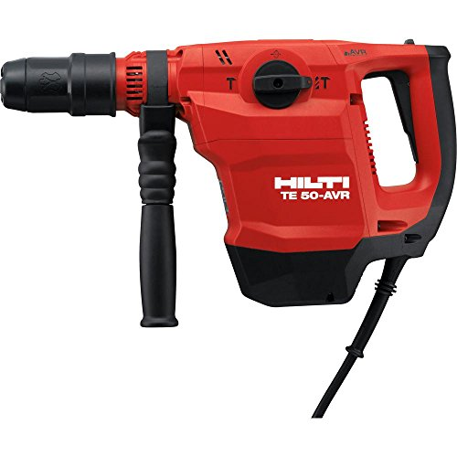 Hilti TE 50 AVR SDS Max Hammer Drill/Chipping Hammer with Dust Removal System