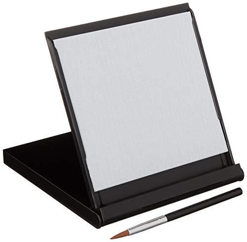 Buddha Board Mini Buddha Board, 5 x 5 x 1/2-Inch, Black