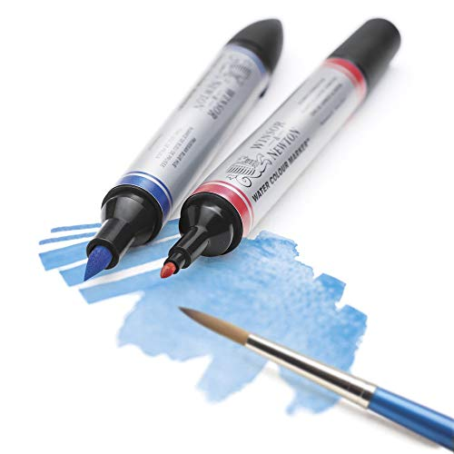 Winsor & Newton Watercolour Markers Set