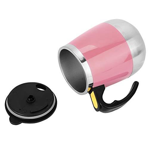 Taza eléctrica – Taza mezcladora de café con diseño de auto taza...
