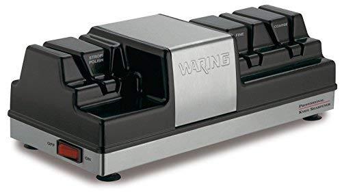 Waring Aiguisoir pour couteaux Commerciale knife sharpener