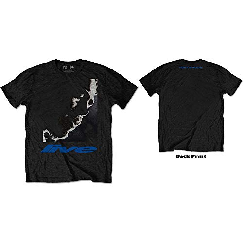 T-Shirt # Xl Unisex Black # Ht Live Close-Up