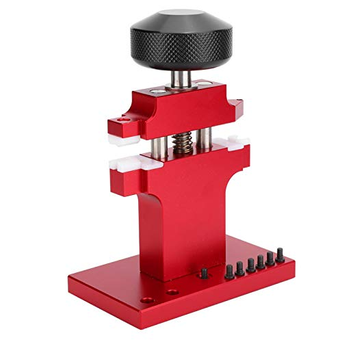 Herramienta de extracción de tubos de reloj de metal de mano de obra exquisita, para relojeros y trabajadores de reparación de relojes, para reparación de relojes