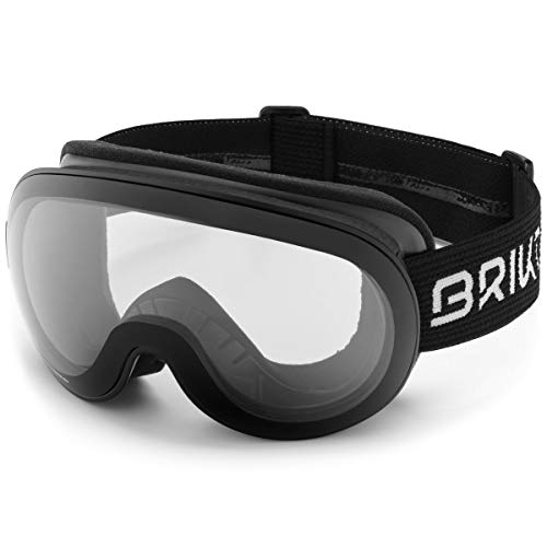 Briko Sfera Photo NXT, Goggles Unisex Adult, A39BLACK-NXTPHG13, ONE