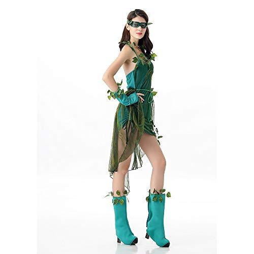Xwenx Vestido Cosplay Trajes Elfos Cosplay Trajes De Cosplay Vestido De Mujer Vestido De Halloween Cosplay Disfraces Anime Cosplay Disfraces Conjunto, Disfraz De Halloween