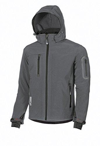U-Power Metropolis, giacca softshell Grey Meteorite XL