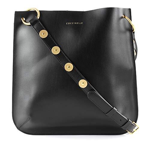 Coccinelle Shoulder Bag Fenice Noir