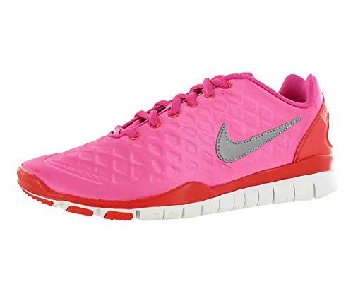 Nike Free TR Fit - Zapatillas de Running para Mujer, Naranja (Rosado/Anaranjado), 37.5 EU