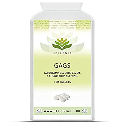 GAGS 425mg (Glucosamine, MSM, Chondroitin) - 180 Tablets - Supplement for Animals